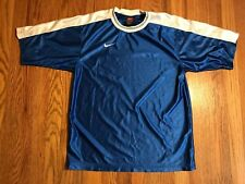 Nike Vintage T Shirt Mens Small Blue Athletic Wear Nike Preowned