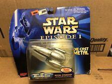 STAR WARS EPISODE 1: ROYAL STARSHIP MICRO MACHINES DIECAST 1998