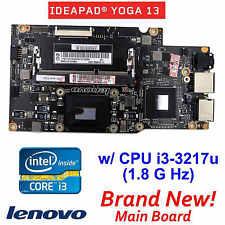 LENOVO IDEAPAD YOGA 13 w i3-3217U 1.8G CPU MOTHERBOARD11201263 11201611 11201844