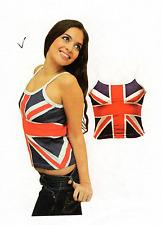 Ladies Union Jack Vest