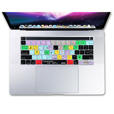 XSKN Ableton Live Shortcut Keyboard Cover Skin for TouchBar MacBook Pro 16 A2141