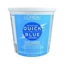 NEW LOreal Quick Blue Powder Bleach 1 Lb FREE SHIPPING