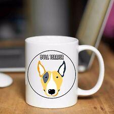 Tazza cane BULL TERRIER ceramic mug