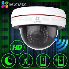 1080p HD eZVIZ Husky Dome Outdoor Wi-Fi PoE Video Security Camera
