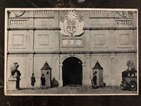 Mint China Real Picture Postcard Gate Entry View