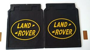 land rover defender  Rear Mud Flaps