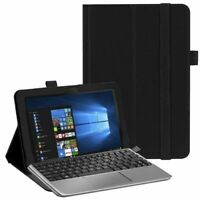 """Tablet Case For Asus Transformer Book Mini T103HAF 10.1"""" Stand PU Leather Cover"""