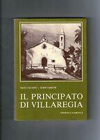 CALVINI SARCHI Il principato di Villaregia Imperia Riva Ligure Terzorio Cipressa