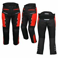 Motorbike Motorcycle Textile Pants Waterproof Cordura 600D CE Approved Trousers