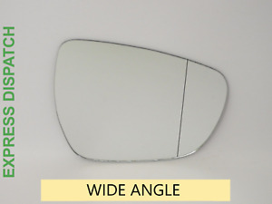 For SUZUKI CELERIO 2014-2018 Wing Mirror Glass WIDE ANGLE Right Side /SU032