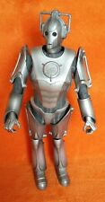 """DOCTOR WHO CYBERMAN LEADER POSEABLE FIGURE LARGE 12"""" / BBC 2006"""
