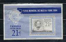 PANAMA     STAMPS  MINT NEVER HINGED SOUVENIR SHEET  LOT 19950