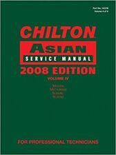 2006-2008 Mazda Mitsubishi Subaru Suzuki All Models Repair Service Manual 22183