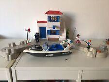 Playmobil Police Harbour