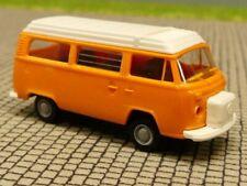 1/87 Brekina VW T2 Camper orange