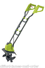 Garden Gear Cultivator Rotovator Electric Tiller Soil Powerful 1050W Motor NEW