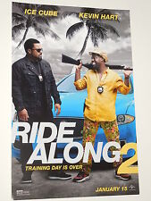 RIDE ALONG 2 - 11x17 PROMO MOVIE POSTER