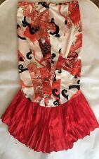 Roberto Cavalli Absolutely Stunning Mermaid Flamenco Skirt IT 38 US 2 4