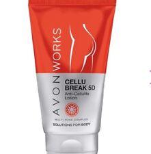 Avon Works Cellu Break 5D - Anti-cellulite Lotion