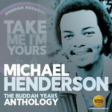 Michael Henderson - Take Me I'm Yours: The Buddah Years Anthology [New CD] UK -