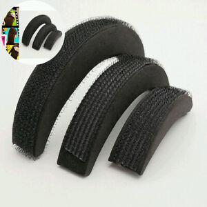 Hair DIY Base Bump Pad  Up Puff 3Pcs Volume Styling Increase Insert Sponge Updo