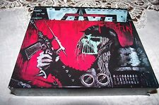 "VOIVOD ""WAR AND PAIN"" BOX SET EDITION 3 DISC WITH SLIP-CASE , METAL BLADE REC."