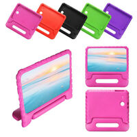 Kids Shockproof Tablet Case Cover Foam Stand Handle For Samsung Galaxy Tab E 9.6