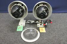 2 Pelco Security 360 Deg Sony CU100 Camera Surveillance 01 Ceiling Enclosure