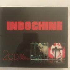 Indochine paradize/danceteria 2 cd neuf sous blister