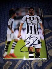 Signiertes Foto Ersin Zehir FC St.Pauli NEU MEGA RAR