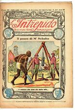 rivista L'INTREPIDO ANNO 1927 NUMERO 417