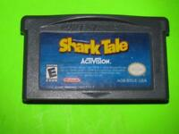 SHARK TALE  ~ NINTENDO GAME BOY ADVANCE GBA GAME