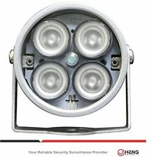 Jcheng seguridad 4 un. Alta Potencia LED Lámpara de IR iluminador de IR arreglo Gran Angular Nuevo