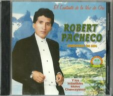 Roberto Pacheco Technocumbia Con Arpo  Latin Music CD