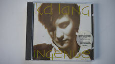 K.D. LANG INGENUE-CD