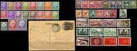 SAAR SAARGEBIET  Stamps Postage Collection MINT LH NH OG