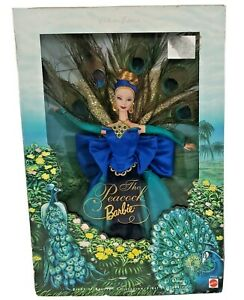 Barbie Birds of Beauty Collection The Peacock 19365