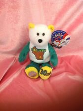 Wisconsin #30 Limited Treasure Coin Bear New