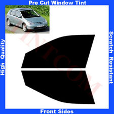 Pre Cut Window Tint Honda Civic 5Doors Hatchback 2001-2004 Front Sides Any Shade