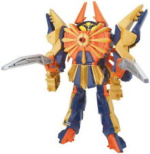 Power Rangers Super Samurai ~ LOOSE ~ Deluxe Claw Battlezord Clawzord Megazord