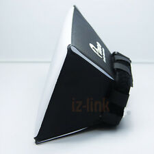 Universal Pop-up Flash Diffuser Soft Box For Canon Nikon Sony Sigma Off-Came