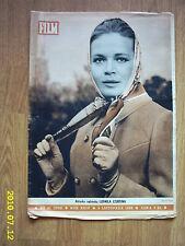 LUDMIŁA CZURSINA on cover archive Film 45/69 Polish magazine