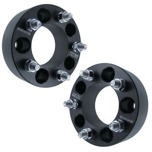 2pcs 38mm 5x4.75 Wheel Spacers Adapters for Pontiac Firebird 82-02 12x1.5 Studs
