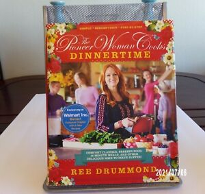 The Pioneer woman Cooks Dinnertime Ree Drummond Hard Cover First Edition 2015