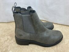 Rocket Dog Grey Ankle Boots Size 38/5