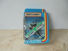 MATCHBOX SKYBUSTERS SB-26 CESSNA 210 Macau 1981 mit OVP