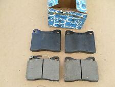 MASERATI BITURBO / PASTIGLIE FRENO ANTERIORI / brake pads front