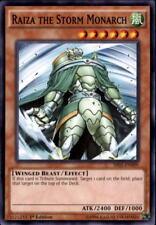 2016 Yu-Gi-Oh Emperor of Darkness #SR01EN009 Raiza Storm Monarch C