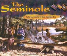 The Seminole: Patchworkers of the Everglades (America's First Peoples)-ExLibrary
