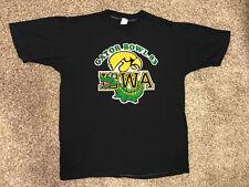 Vintage 1983 Iowa Hawkeyes Football Gator Bowl Jersey T-Shirt Xl